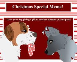 Christmas Meme - christmas meme on stray city deviantart