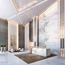 Small Hotel Lobby Design