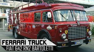 ferrari truck fiat 642 rn2 bartoletti ferrari transporter f1 truck scc tv
