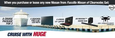 nissan finance new portal cruise with huge