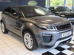 land rover range rover evoque coupe land rover range rover evoque coupe 2 0 td4 hse dynamic coupe 3d