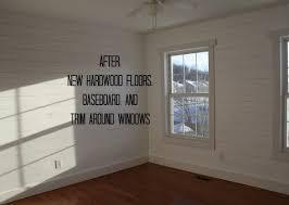 bedroom makeover progress hardwood floors hooked on houses