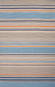 Jaipur Area Rugs Furniture Jaipur Pv61 Headshot Rectangle Cool Orange And Blue