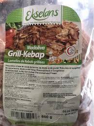 glutamate de sodium cuisine grill kebap ekselans
