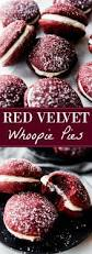 red velvet whoopie pies sallys baking addiction