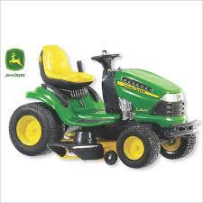 2009 deere la135 limited edition lawn tractor ornament