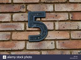 wall pretoria house number on wall pretoria south africa stock photo royalty