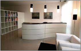 ikea reception desk ideas modern tube shaped pendant ls with white ikea reception desk