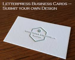 Extra Thick Business Cards Thick Business Cards Etsy
