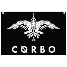 Flag Pictures Corbo Robotic Raven Flag Bei Corbo Apparel