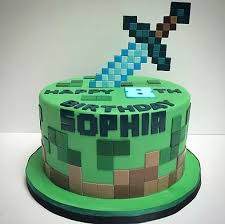 easy minecraft cake google search u2026 u2026 pinteres u2026