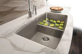 Large Kitchen Sinks How To Pick A Diamond Model From Blanco Kitchen Sinks Theydesign