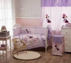 Mickey And Minnie Crib Bedding Minnie Mouse Nursery Design Modern Home Interiors