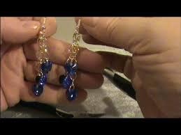 make dangle earrings make an inexpensive simple pair of heart