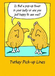 thanksgiving turkey up lines piglove