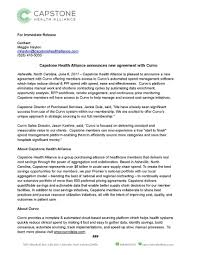 capstone health alliance linkedin