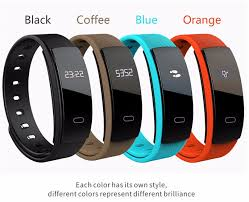 bracelet review images Qs80 smart wristband review best heart rate and blood pressure png