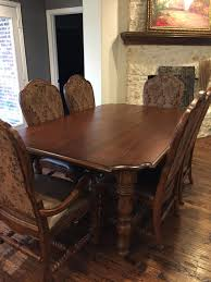 Vintage Bernhardt Dining Room Furniture by Vintage Bernhardt Shibui Dining Table 6 Chairs And Used Room