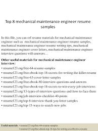 Sample Resume For Mechanical Engineer Fresh Graduate by Sample Mechanical Engineering Resume Cover Letter Format For