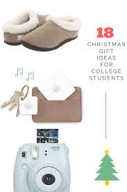 student life 18 christmas gift ideas for college students
