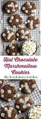 chocolate marshmallow cookies the beach house kitchen
