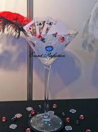 Giant Martini Glass Decoration Melbourne Martini Vase Hire