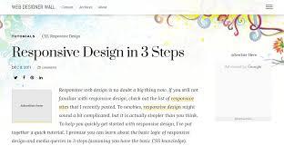 responsive design tutorial 20 amazing tutorials for a responsive web design simplefreethemes