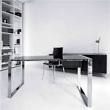 Office Furniture Luxury by Black And White Contemporary Office Furniture