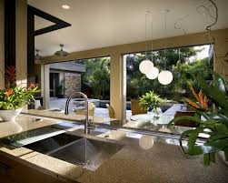 Modern Living Spaces Blend Indoor U0026 Outdoor Living Spaces Euro Style Home Blog