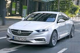 opel insignia ii 2017 vorstellung und fahrbericht cars