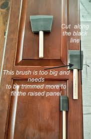 how to paint wood kitchen cabinet doors how to paint raised panel kitchen cabinet doors with general