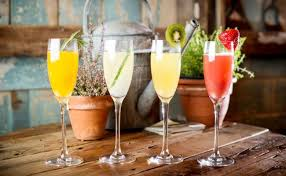 french 75 recipe card the botanist mediacityuk manchester reviews and information