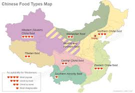 regional cuisine china s regional cuisines food types south