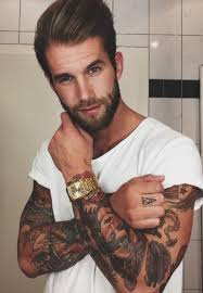 Tattoos For Guys On - best 25 guys with tattoos ideas on inspiration