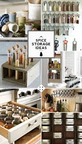 cele mai bune 25 de idei despre kitchen spice storage pe pinterest creative kitchen spice storage ideas and solutions