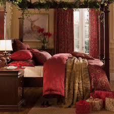 dorma red marianna duvet cover set dunelm christmas decor