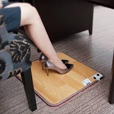 tapis chauffant bureau best electric pieds warmers artefact tapis chauffant bureau coussin