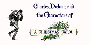 charles dickens and the characters of a carol steve nallon