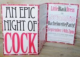 best bachelorette party invitations dirty pictionary u2013 the affair shop blog