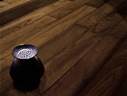 Home And Decor Flooring Engineered Parquet Flooring Glued American Walnut Natural