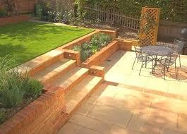 Decking Ideas For Sloping Garden Sloping Gardens Steeply Sloping Garden Accent Garden Designs