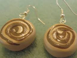 cinnamon bun earrings 40 cinnamon bun earrings earring candles classic edition
