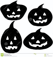 halloween silhouettes free halloween pumpkin silhouette illustrations stock photos image