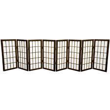 amazon com oriental furniture 2 ft tall desktop window pane