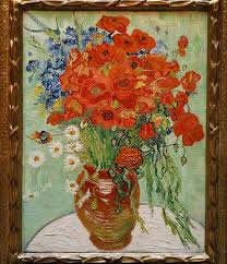 Vase With Red Poppies Album Google