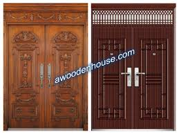 Indian Double Bed Designs In Wood