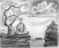 buddha meditation by bigsteel on deviantart