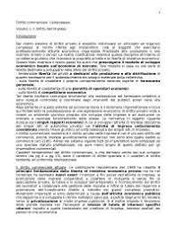 dispense diritto commerciale cobasso riassunti manuale di diritto commerciale giappichelli buonocore