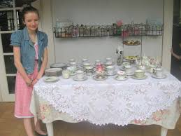 eight acres of eden a vintage tea party for a teen