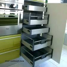 meuble cuisine tiroir coulissant tiroir coulissant ikea meuble cuisine coulissant meuble coulissant